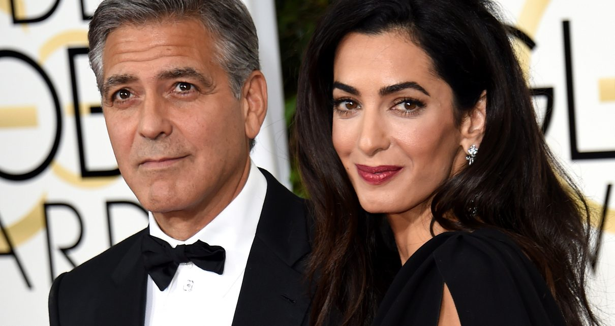 George Clooney & Amal Are Expecting Twins! - Spur Magazine