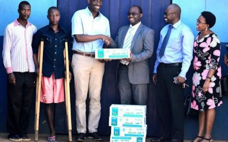 Jesa Farm Dairy Partners with Uganda Cancer Society - Spur Magazine