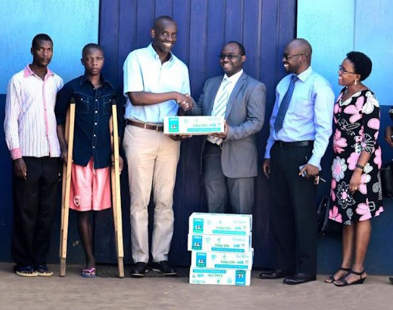 Jesa Farm Dairy Partners with Uganda Cancer Society - Spur Magazine