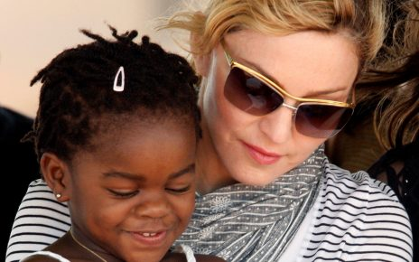 Madonna Adopts Two Twin Malawian Girls - Spur Magazine