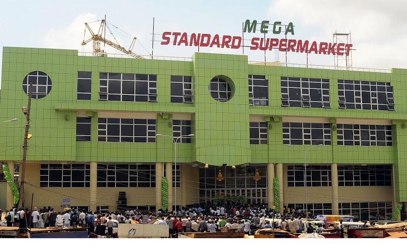 Mega Standard Supermarket Uganda - Spur Magazine
