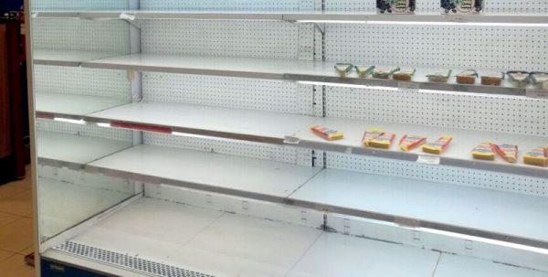 Nakumatt Uganda Empty Shelves - Spur Magazine