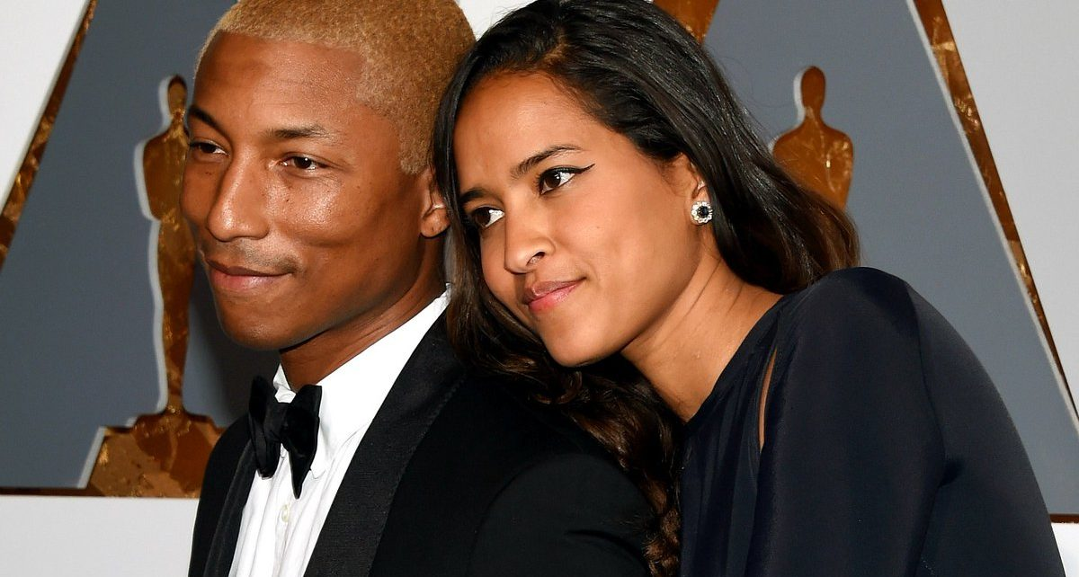 Pharrell Williams Fathers Triplets - Spur Magazine