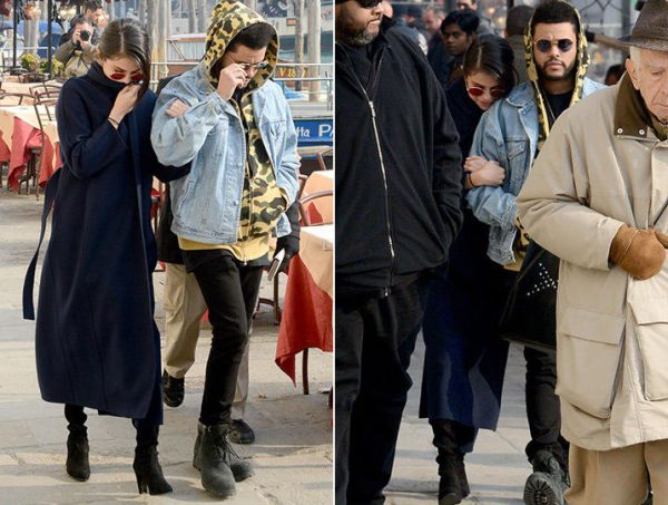 Selena Gomez and The Weeknd out - Spur Magazine