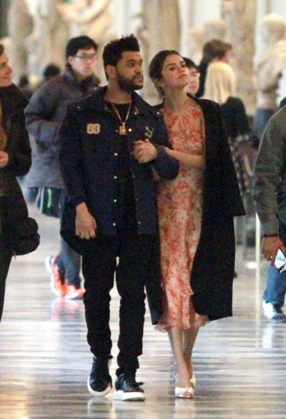 Selena & The Weeknd - Spur Magazine