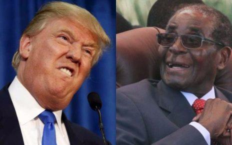 Trump vs Mugabe - Spur Magazine