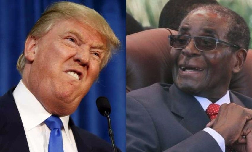 Trump vs Mugabe - Spur Magazine