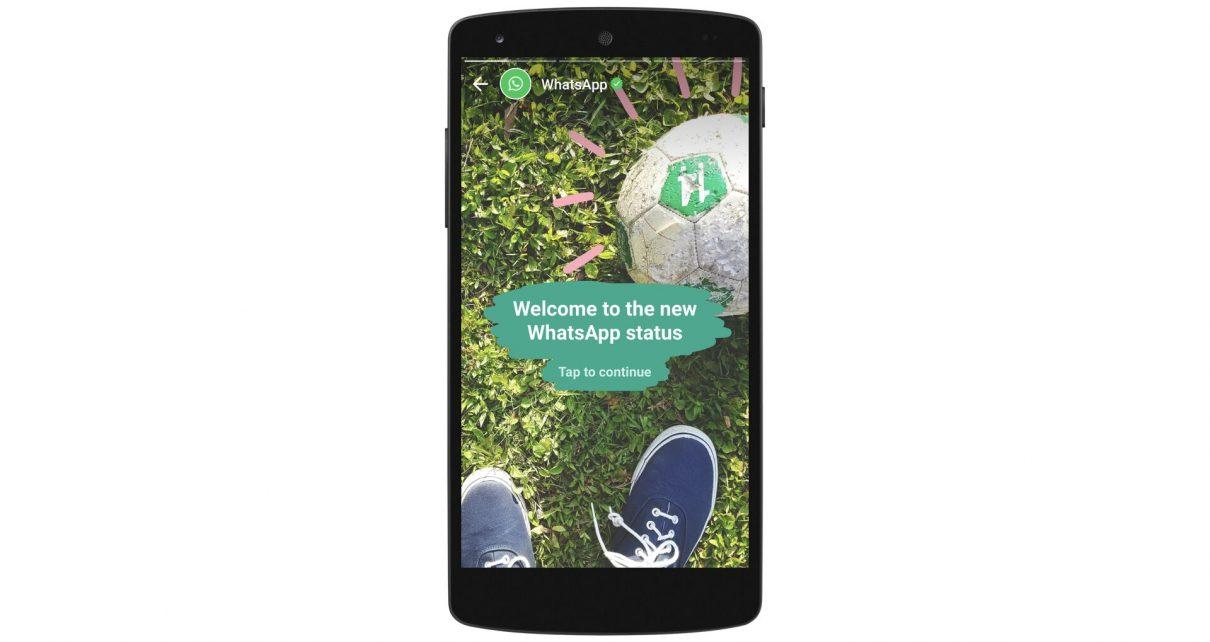 WhatsApp New Status Update - Spur Magazine