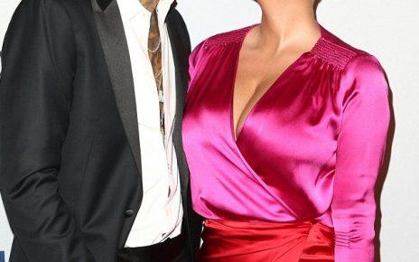 Wiz Khalifa and Amber Rose Kiss at Grammys Bash - Spur Magazine