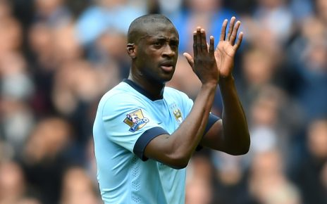Pep Calls Upon Touré for Champions League - Spur Magazine