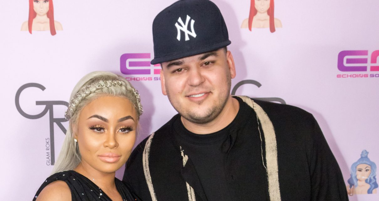 Blac Chyna Denies Cheating On Rob Kardashian - Spur Magazine