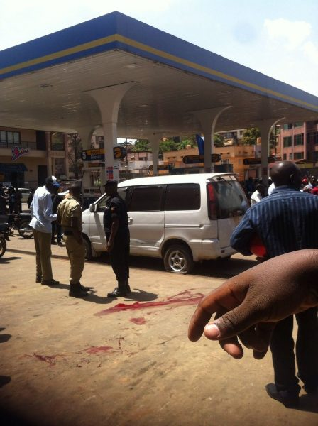 shoot out at cafe javas bloody pavement city oil - Spur magazine