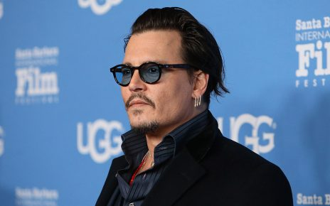 Johnny Depp Running Broke - Spur Magazine