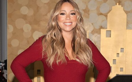 Mariah Carey Burns Her Wedding Gown - Spur Magazine