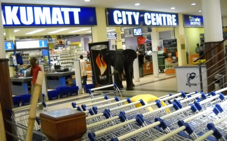 Is Mega Standard Driving Out Nakumatt In Uganda? 2