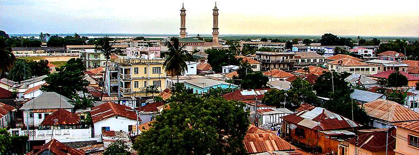 Banjul Capital of Gambia - Spur Magazine