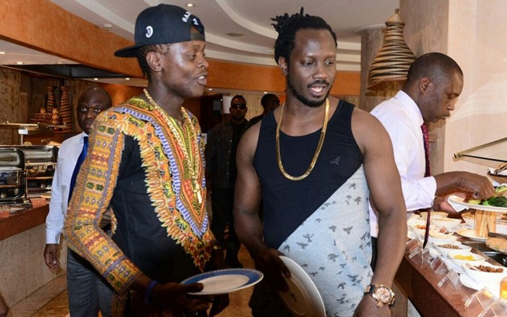 Chameleone & Bebe Fighting for Morgan Heritage Concert - Spur Magazine