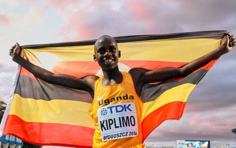 Jacob Kiplimo Grabs Gold for Uganda - Spur Magazine