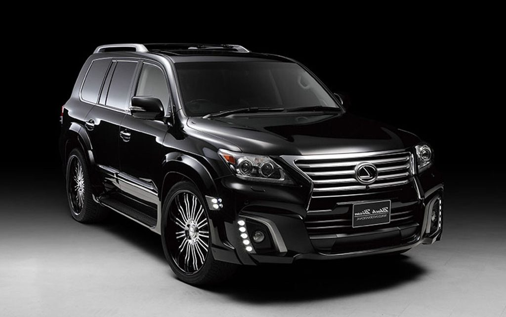 Pastor Kakande Imports Ride Lexus LX 570 2017 - Spur Magazine