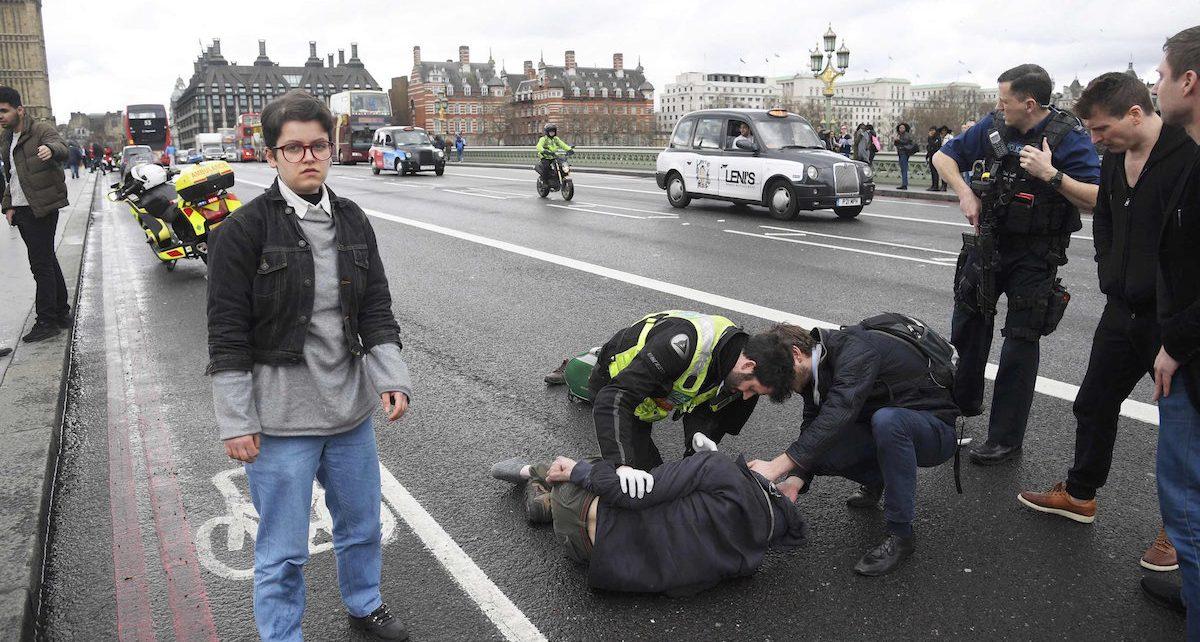 London Terror Attack 2017 - Spur Magazine