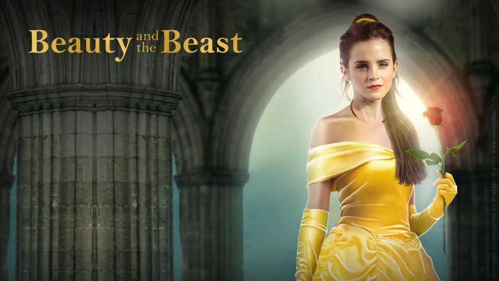 Main Cover Beauty & The Beast - Spur Magazine