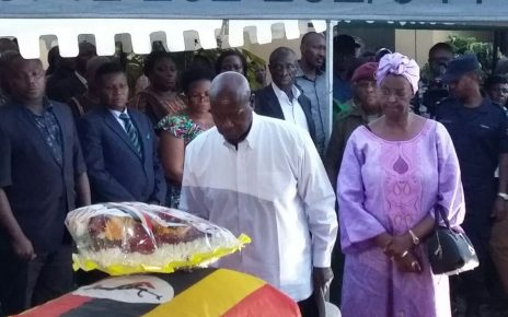 Museveni lays wreath on Kaweesi vigil - Spur Magazine