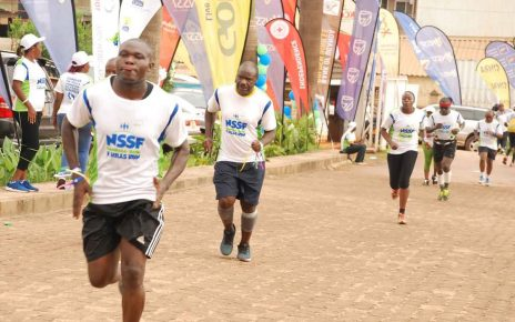 Kampala Hash Seven Hills Run Raises 131 Millions - Spur Magazine