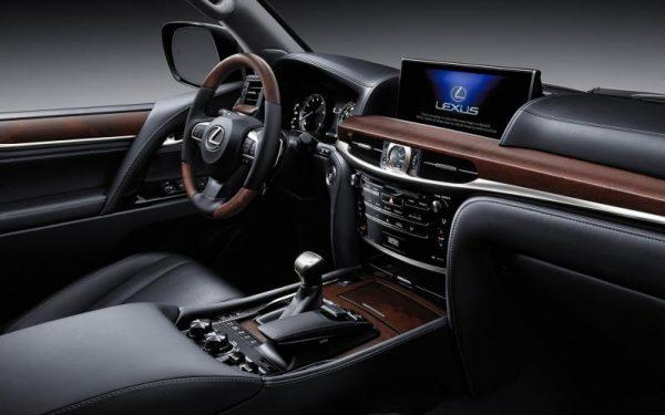 Pastor Kakande's New Ride: Lexus 2017 2