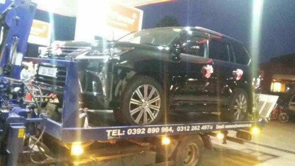 Pastor Kakande Imports New Lexus - Spur Magazine