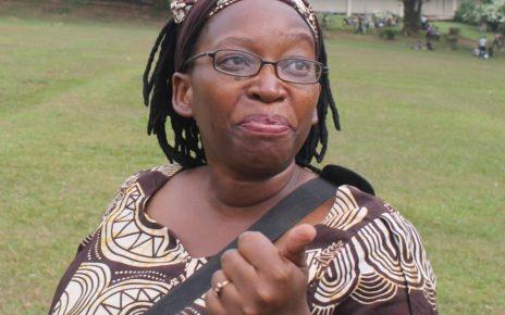 Stella Nyanzi Donates Sanitary Pads to Students - Spur Magazine