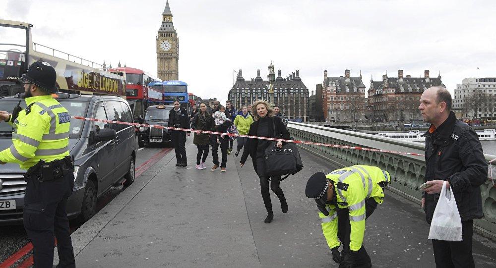 UK Terrorist Attack West Minister 2017 - Spur Magazine