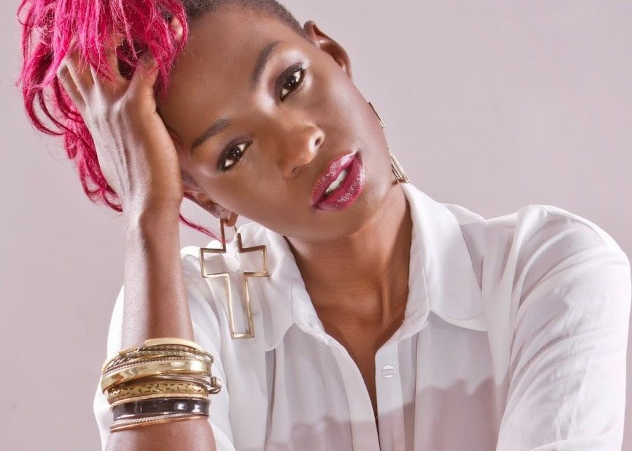 cindy sanyu namibian music awards 2017 - spur magazine