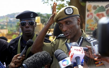 inspector general police Kale Kayihura Uganda - Spur Magazine