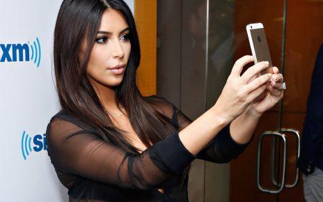 Kim Kardashian Selfie - Spur Magazine