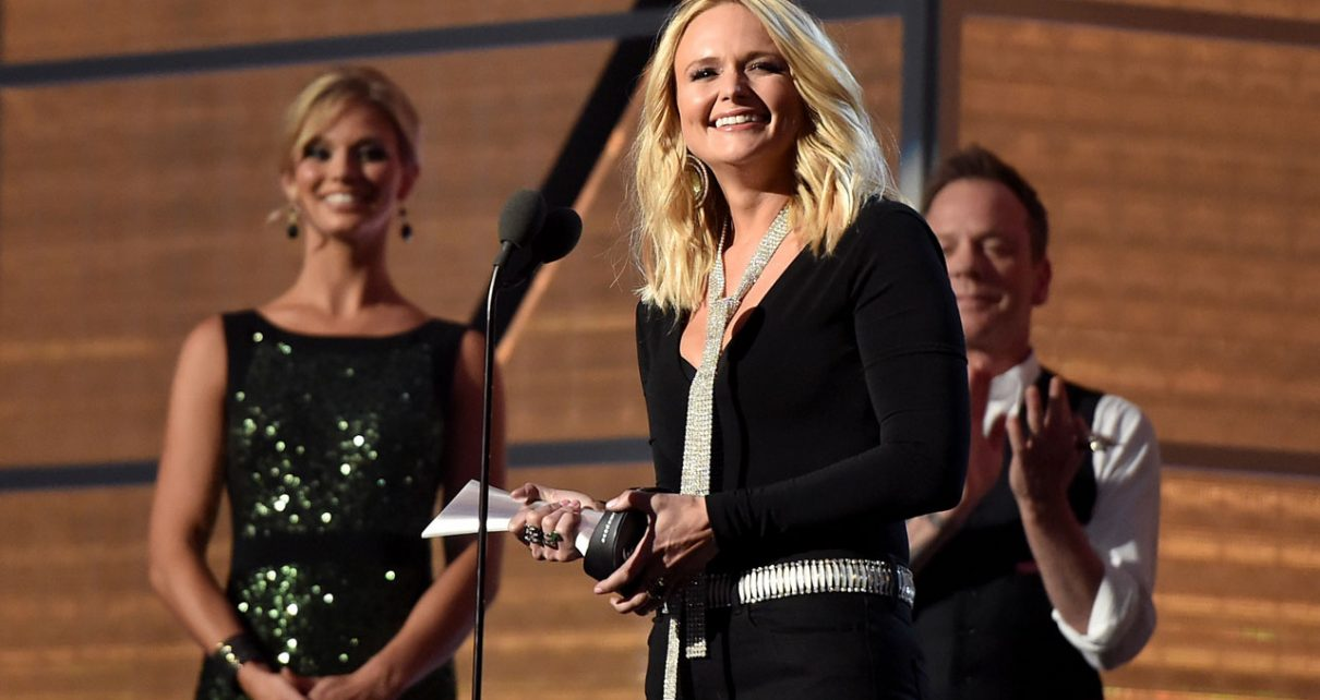 Miranda Lambert American Country Music Awards ACM 2017 - Spur Magazine
