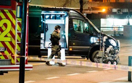 Police Norway Explosive Device 2017 - Spur Magazine