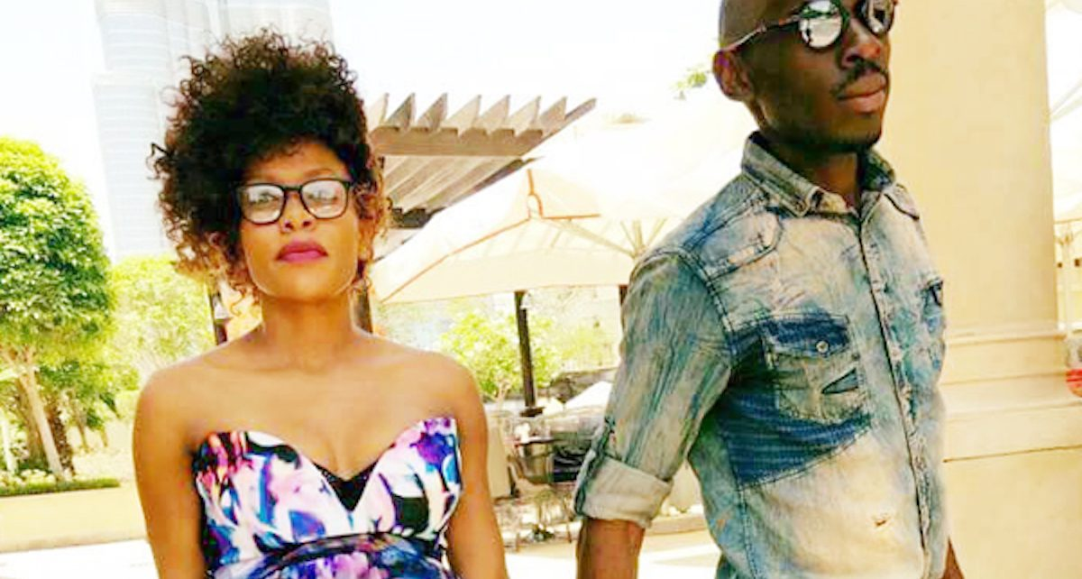 SK Mbuga's Wife Vivian Expecting Their Second Child - Spur Magazine