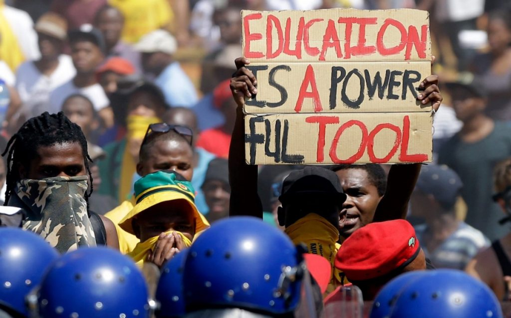 South Africans stand against Zuma - Spur Magazine