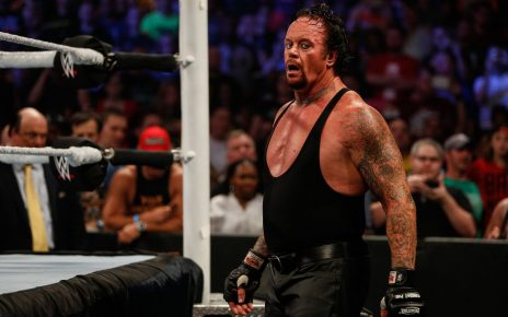 The Undertaker WWE Wrestlemania 33 Getty Images - Spur Magazine