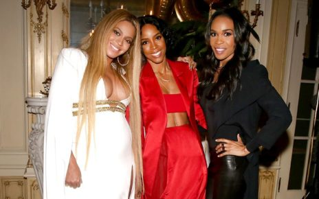 Beyonce Gets a Fancy Baby Shower - Spur Magazine