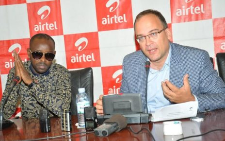 Eddy Kenzo Becomes Kenya's Tourism Board Ambassador - Spur Magazine
