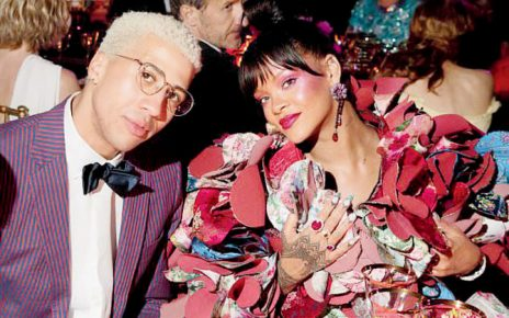 Rihanna Reportedly Dating Miles Chamley-Watson - Spur Magazine