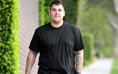 Rob Kardashian Pissed at Blac Chyna - Spur Magazine