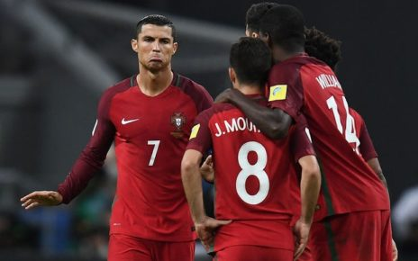 Ronaldo's Portugal Knocked Out of Confederations Cup - Spur Magazine