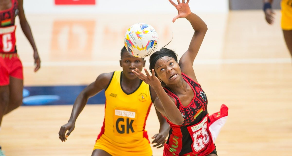 She Cranes Win the Africa Netball Championship - Spur Magazine