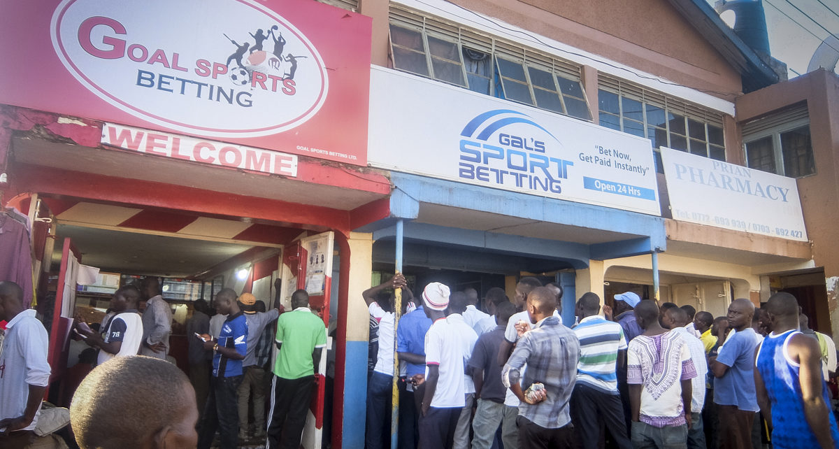Gal s sports betting uganda new vision bears cowboys betting odds