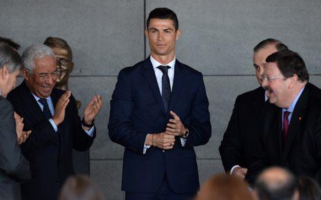 Ronaldo Becomes a Father of Twins - Spur Magazine