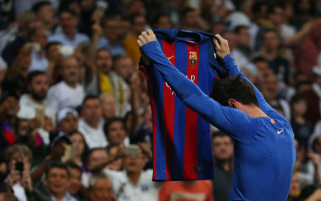 Messi Could Leave Barcelona for Free