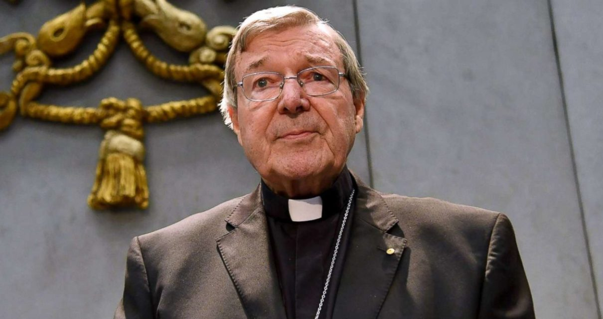 Pope's Senior Advisor Facing Sex Offence Charges