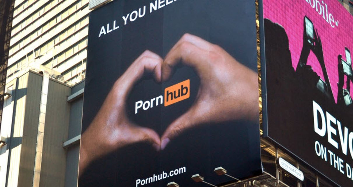 Pornhub introduces interactive videos to synchronize with sex toys